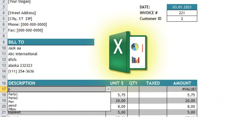 excel searchable data validation list