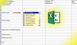 vba select listbox enter to cell