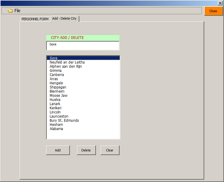 excel userform example