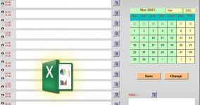 excel to-do list template
